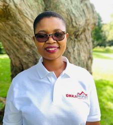 Sheila Gogela, estate agent