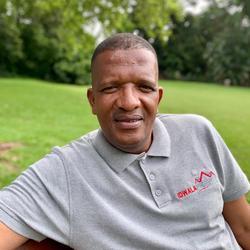 Bheki Ngobese, estate agent