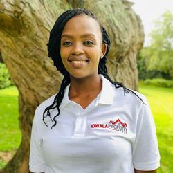 Noma Ntshingila, estate agent