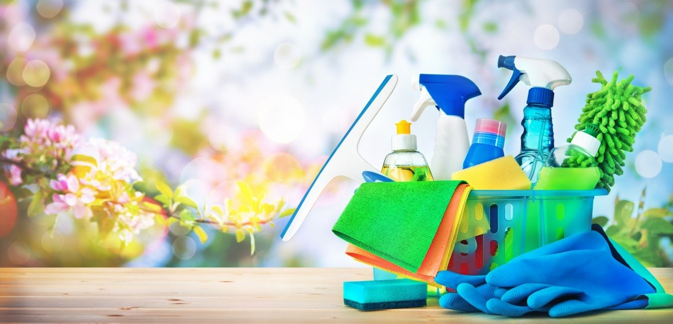 It's finally spring; nature is revitalising itself, and it's the perfect time to do the same for your home. That's why we're going to share our ultimate spring cleaning guide with you, along with several tips to shake off winter and get ready to breathe new life into you and your house.