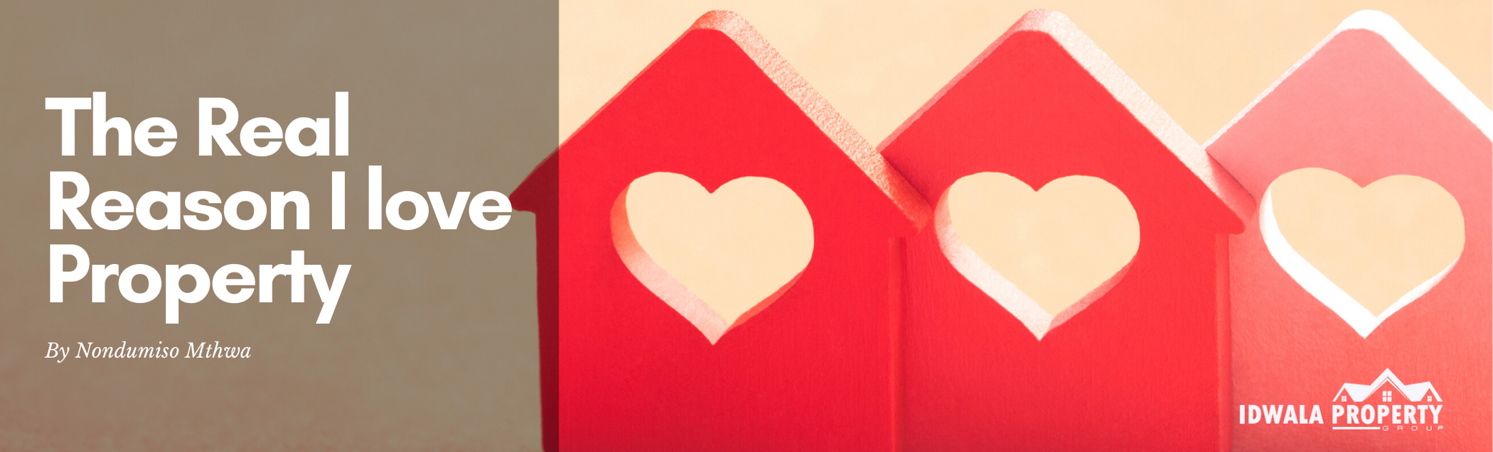 I fell in love with property in 2005 when I first became an independent estate agent for a franchise. After being nominated as the Top Agent within three months of the job, I realised that I genuinely love real estate. I then went on to buy my first real estate franchise two years later, and I've never looked back since.